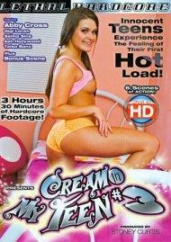 Cream In My Teen #3 Porn Video
