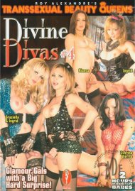Transsexual Beauty Queens: Divine Divas 4 Porn Movie