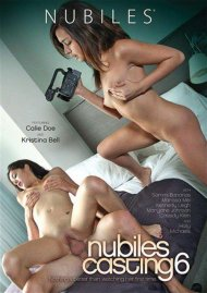 Nubiles-Casting Vol. 6 DVD Image from Nubiles.