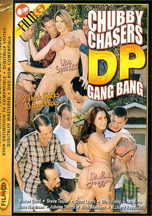 Chubby Chasers DP Gang Bang