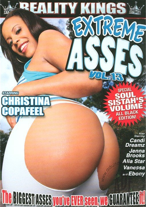 Extreme Asses Vol. 13