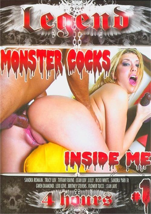 Monster Cocks Inside Me #1