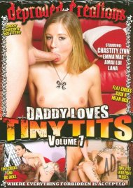Daddy Loves Tiny Tits Vol. 7 Porn Video
