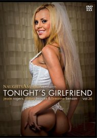 Tonight's Girlfriend Vol. 26 DVD Image from Naughty America.