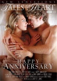 Happy Anniversary DVD Image from New Sensations.