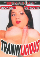 Trannylicious 5-Pack Porn Movie