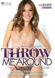 Throw Me Around Vol. 1 DVD Image from Porn Fidelity.