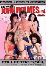 King of Cock... John Holmes #4 (Box Set) Porn Movie