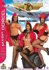 Dorcel Airlines: Paris/New York Porn Movie