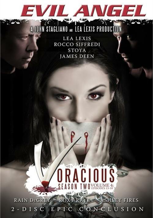 ����������: ����� #2 - ����� #4 / Voracious: Season Two - Volume #4 (2014) DVDRip