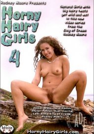 Horny Hairy Girls 4 Porn Movie