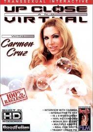 Up Close and Virtual with Carmen Cruz Porn Movie