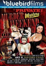 Murder Mystery Weekend Act 2: Maiden Fear Porn Movie