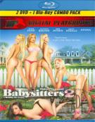 Babysitters 2 (DVD + Blu-ray Combo) Blu-ray Image from Digital Playground.