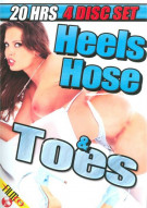 Heels Hose & Toes 4-Disc Set Porn Movie