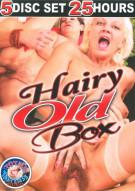 Hairy Old Box 5-Disc Set Porn Movie