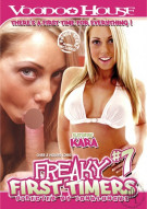 Freaky First Timers #7 Porn Movie
