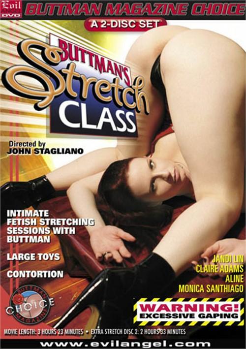 Buttmans Stretch Class