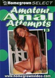 Amateur Anal Attempts 13 Porn Video
