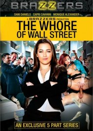 Whore Of Wall Street, The Porn Movie