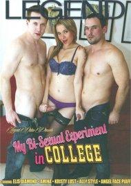My Bi-Sexual Experiment In College Porn Movie