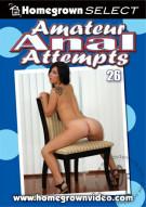 Amateur Anal Attempts 26 Porn Movie