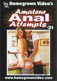 Amateur Anal Attempts 31 Porn Movie