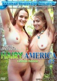 Hairy In America #2: Lesbian Edition Porn Movie