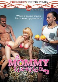 A Mommy Fixation #3 Porn Video Image from Forbidden Fruits Films.