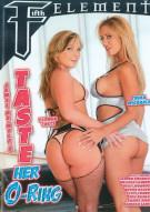 Taste Her O-Ring Porn Video