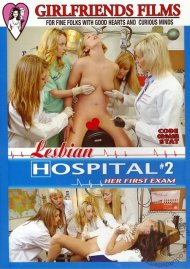 Lesbian Hospital #2: Her First Exam Porn Movie