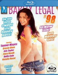 Barely Legal #98 Blu-ray