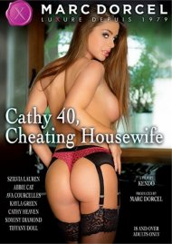 Stream Cathy 40, Cheating Housewife Porn Video from Marc Dorcel!
