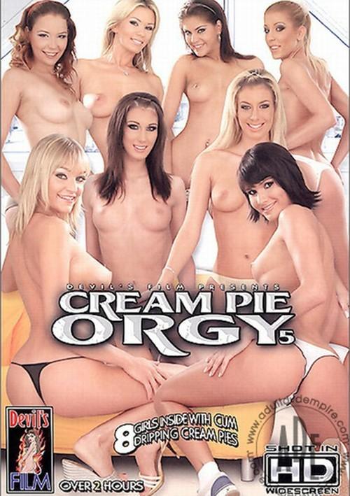 Cream Pie Orgy 5