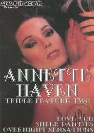 Annette Haven Triple Feature 2, The Porn Video