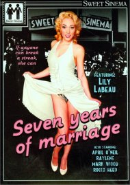 Seven Years Of Marriage DVD Image from Sweet Sinema.