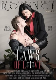 The Laws Of Love DVD Image from New Sensations.