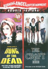 The Craft XXX / Dong Of The Dead Double Feature Porn Video Image from Burning Angel.