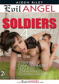 Stream Foot Soldiers 4nicating! HD Porn Video from Evil Angel.