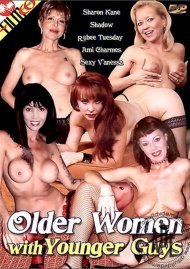 Older Women with Younger Guys Porn Video
