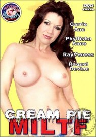 Cream Pie MILTF Porn Movie