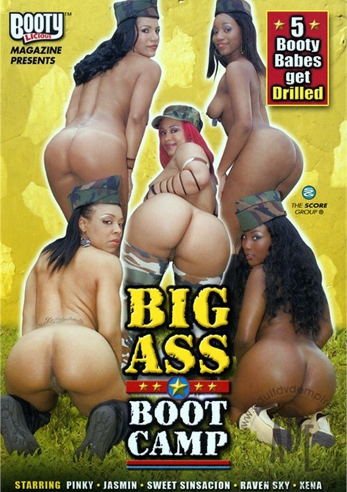 Big ass booty camp