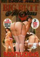 Big Butt All Stars: Bootylicious Porn Video