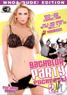 Bachelor Party Fuckfest! 2 Porn Video