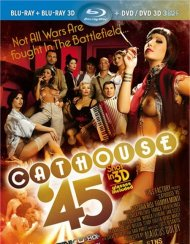 Cathouse 45 in 3D (Blu-ray + Blu-ray 3D + DVD/DVD 3D) Blu-ray Image from Pink'o!