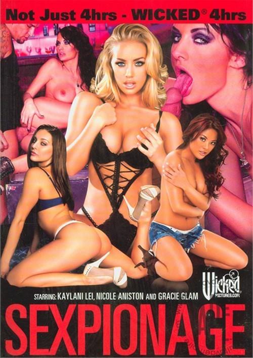 Sexpionage DVD Porn Movie Image