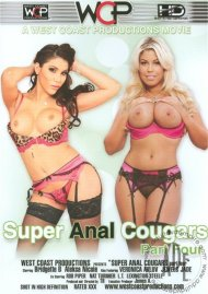 Super Anal Cougars Part Four Porn Movie