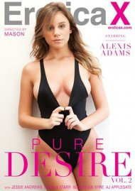 Pure Desire Vol. 2 DVD Image from Erotica X.