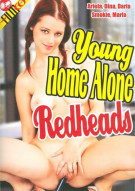 Young Home Alone Redheads Porn Video
