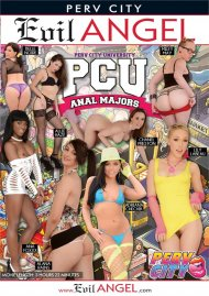 Perv City University Anal Majors Porn Movie